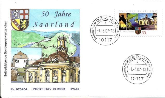 GERMANY SAARLAND 1