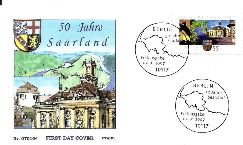 GERMANY SAARLAND 2