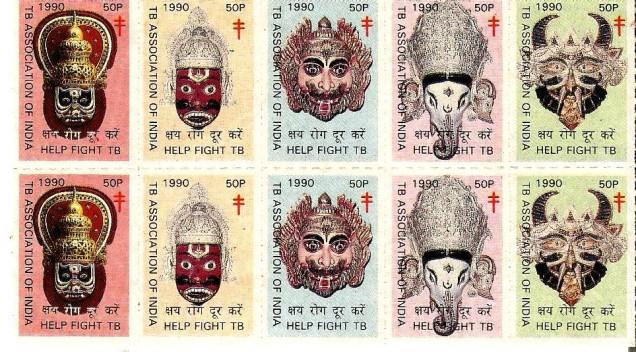 INDIA TB SEALS