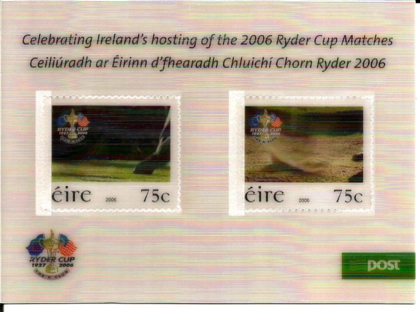 IRELAND RYDER CUP3D