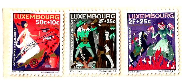 LUXEMBOURG 65 FAIRY TALES1