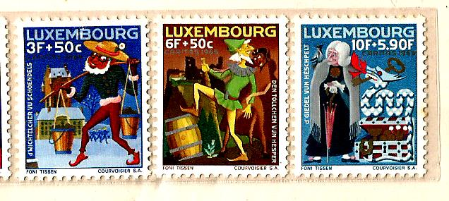 LUXEMBOURG 65 FAIRY TALES2