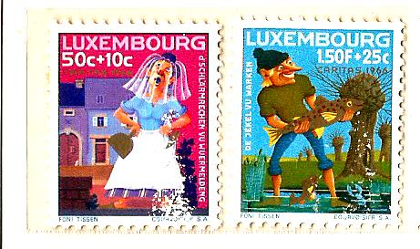 LUXEMBOURG 66 FAIRY TALES1
