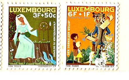 LUXEMBOURG 66 FAIRY TALES2