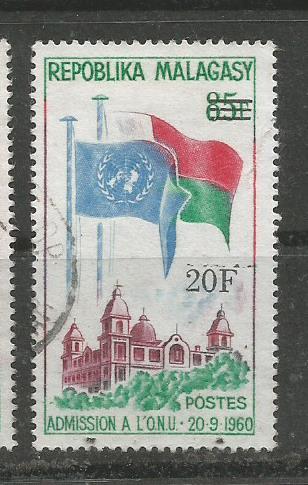 MALAGASY FLAG OVPT