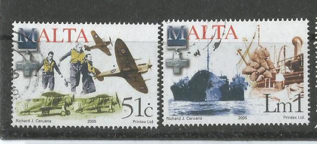 MALTA-BATTLE OF MALTA