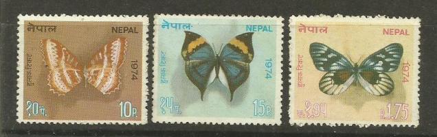 NEPAL BUTTERFLIES