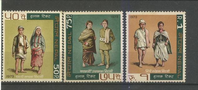 NEPAL COSTUMES