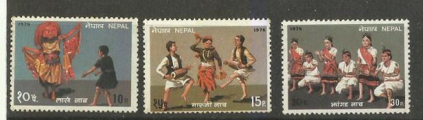 NEPAL DANCES