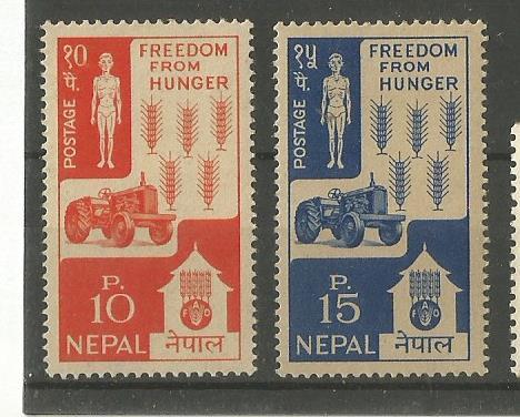NEPAL HUNGER