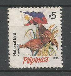PHILIPPINES BIRD