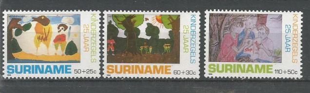 SURINAM CHILDREN
