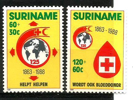 SURINAM RED CROSS