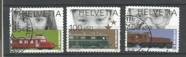 SWITZERLAND JUVEN RAILWAYS