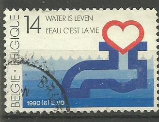 BELGIUM WATER