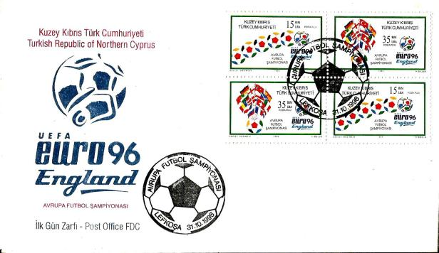 CYPRUS EURO 96