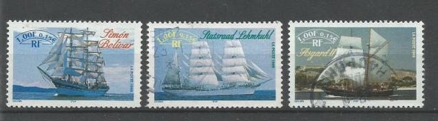 FRANCE 99 SHIPS 1