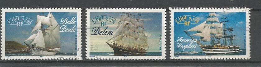 FRANCE 99 SHIPS 2