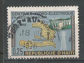 HAITI DAM