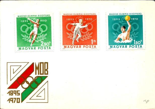 HUNGARY 1970-1
