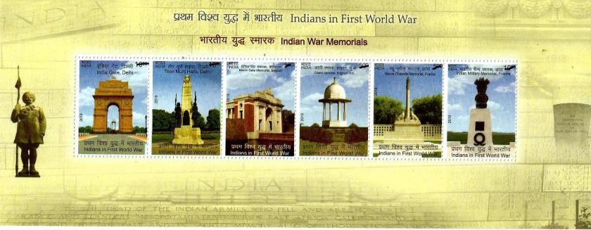 INDIA MS WAR MEMORIALS