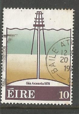 IRELAND GAS