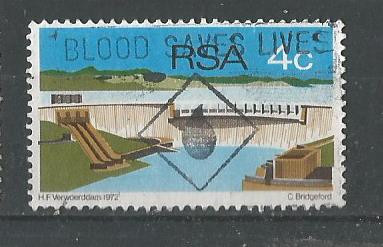 SOUTH AFRICA DAM