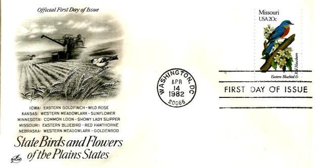 USA MISSOURI BIRD