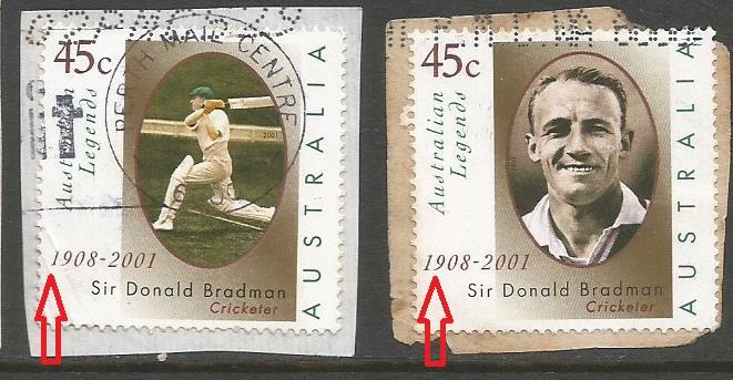 AUSTRALIA BRADMAN STAMP1