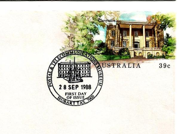 AUSTRALIA PSE 88 CALENDRON