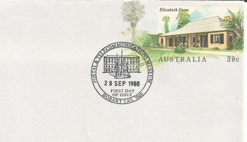 AUSTRALIA PSE 88 ELIZABETH FARM