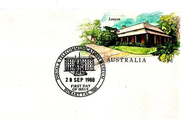 AUSTRALIA PSE 88 LANYON