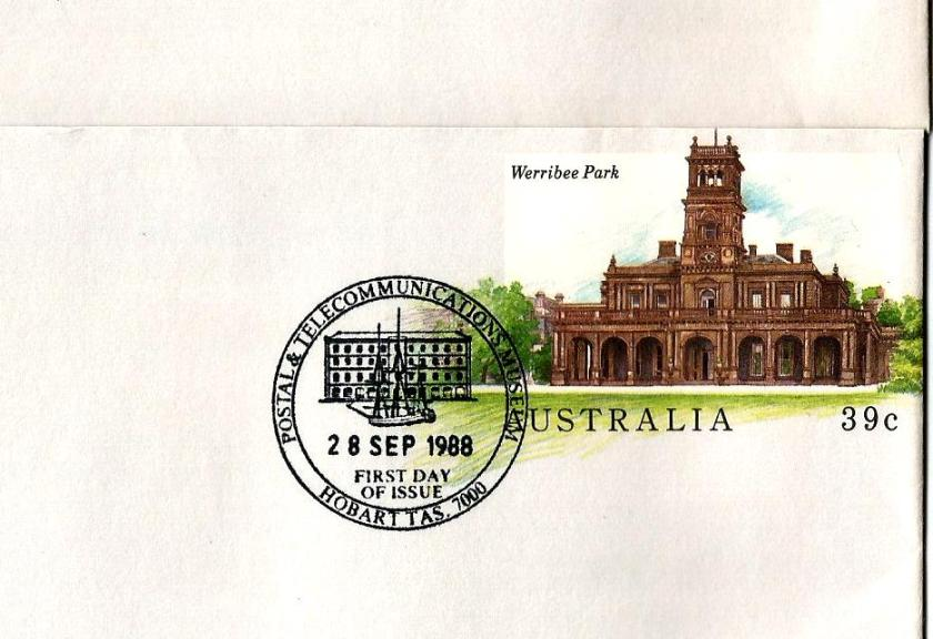 AUSTRALIA PSE 88 WELLBRIE