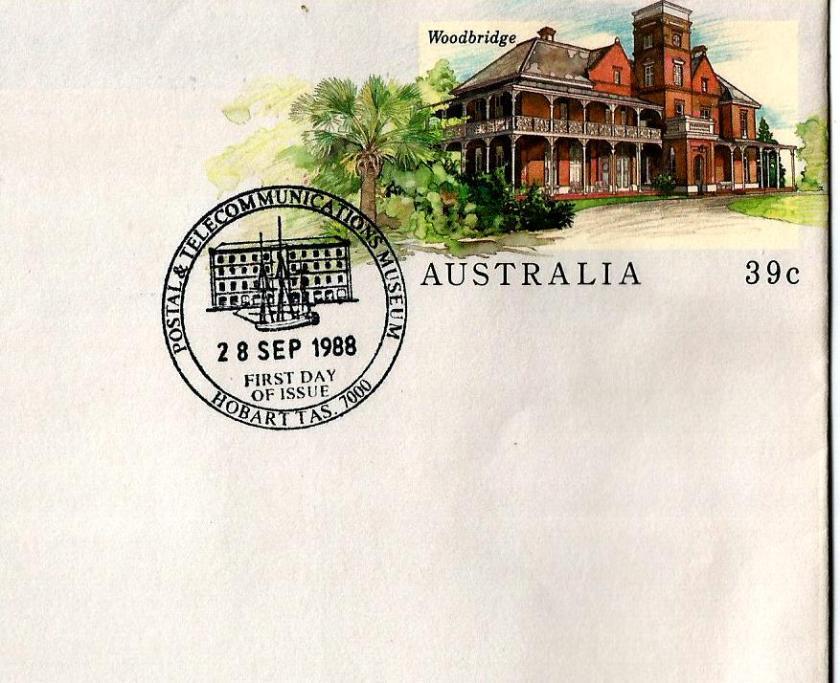 AUSTRALIA PSE 88 WOODBRIDGE