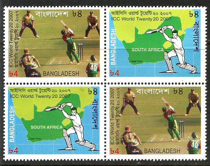 BANGLADESH T20 WC07