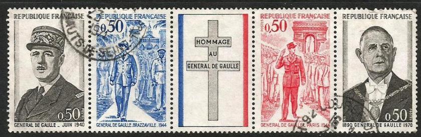 FRANCE DE GAULLE