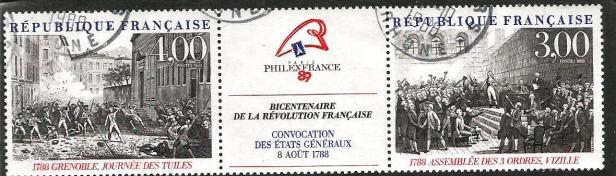 FRANCE PHILEX 89