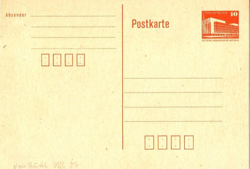 GDR PC B PALACE ORAN