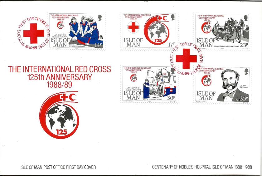 IOM RED CROSS