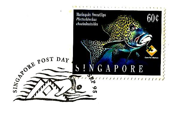 SINGAPORE 95 7 SEP CANC