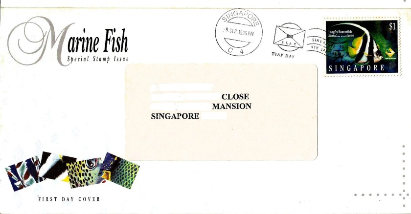 SINGAPORE 95 9 SEP