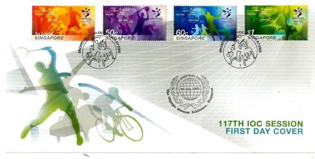 SINGAPORE IOC SESSION