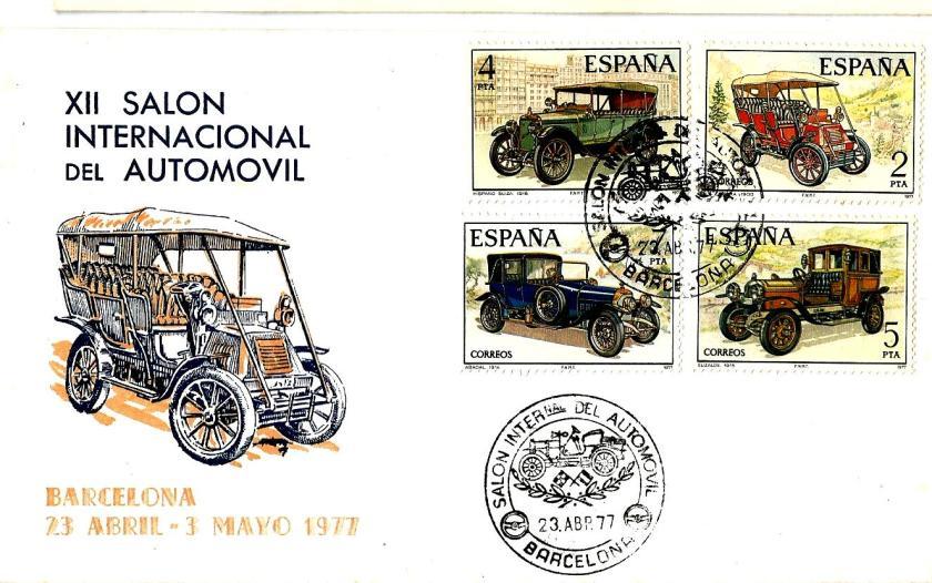 SPAIN CARS