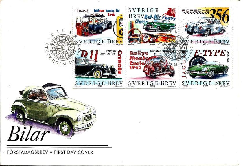 SWEDEN CARS