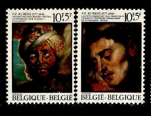 BELGIUM RUBENS