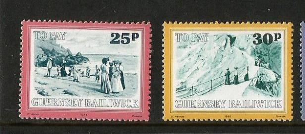 GUERNSEY 82 P DUE 5