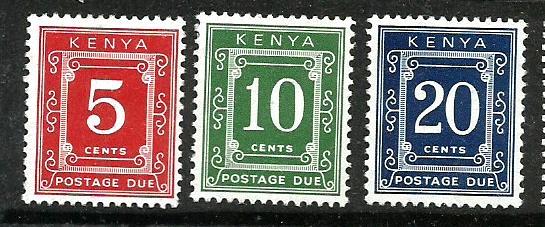 KENYA P DUE 1