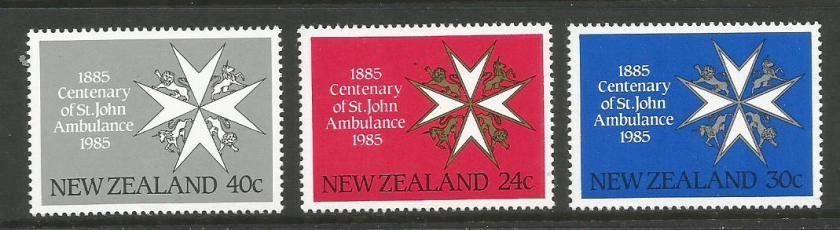 NZ 85 JOHN AMB