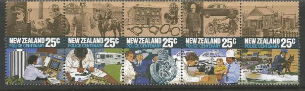 NZ 85 POLICE