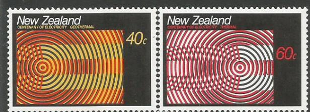 NZ 87 ELECTRICITY 1